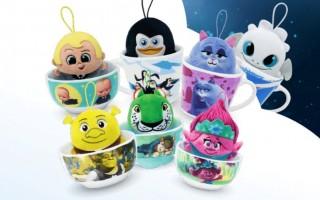 Маленькие Герои снова в деле в Магнит — вся коллекция игрушек в кружках 2 с фото