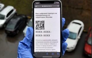 Все способы заказать цифровой пропуск в Москве на время карантина и самоизоляции