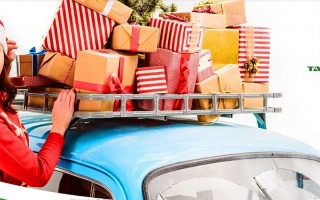 Новогодняя акция АЗС Таиф «Снегопад подарков» 2021